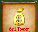 Sell Tower Button