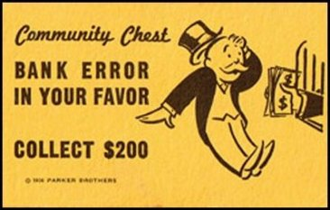 Bank Error